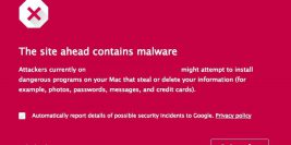 The-site-ahead-malware